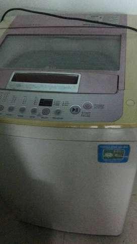 LG  Top Loading washing machine