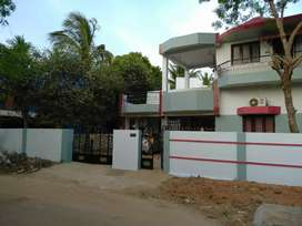 Individual corner house with CCP and borewell In Thanjavur