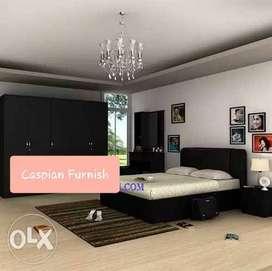327 good finish & premium quality bedroom furniture