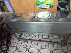 Gravy heater for hotels,