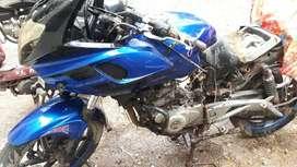 Pulsar 220 Bike For scrap