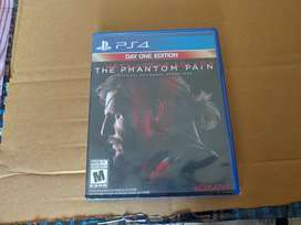PS4 Metal Gear Solid 5 Day 1 Edition