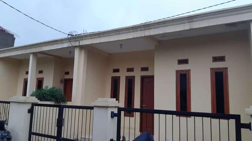 Dikontrakan tinggal 1 unit rumah baru padasuka cimahi 0