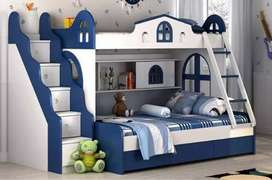 Bunk beds available on order