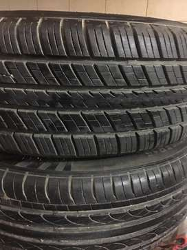 Tyres 195/65/R15 with Genuine RIM