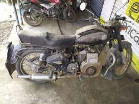 Bullet diesel engine only