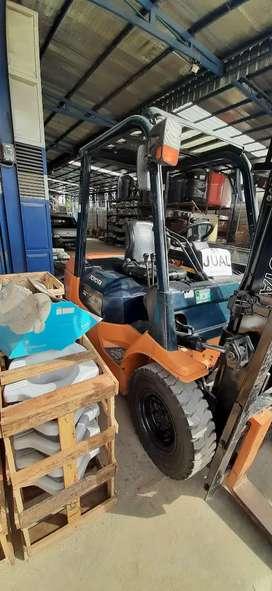Forklift 2.5 Ton DIESEL 2008