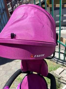 sepeda exotic threecycle/ roda tiga