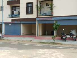 60 feet front road side shops in gandhi path west jaipur