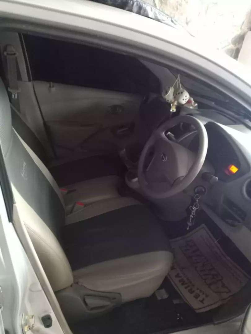 Jual mobil kesayangan BU Datsun Go Panca T M/T 0