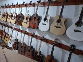 Gitar akustik/elektrik  murah bandung