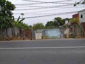 Dijual Tanah Pinggir Jalan di Jagakarsa Jakarta Selatan