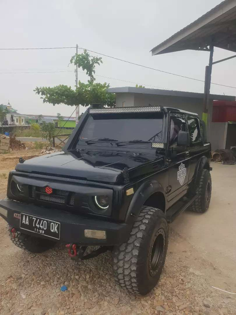 Suzuki jimny katana long 4x4 full Up 0