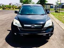 Honda All New CRV 2.4 I-VTEC 2007 Automatic Hitam Plat L ORIGINAL!