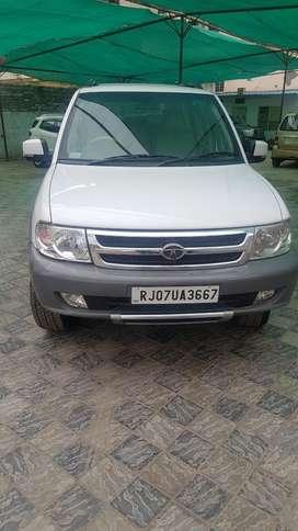 Tata Safari 4x2 LX DiCOR 2.2 VTT, 2012, Diesel