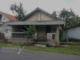 (BLAV) Dijual Cepat Rumah Hitung Tanah Di Caruban Madiun