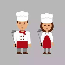 Required male cook