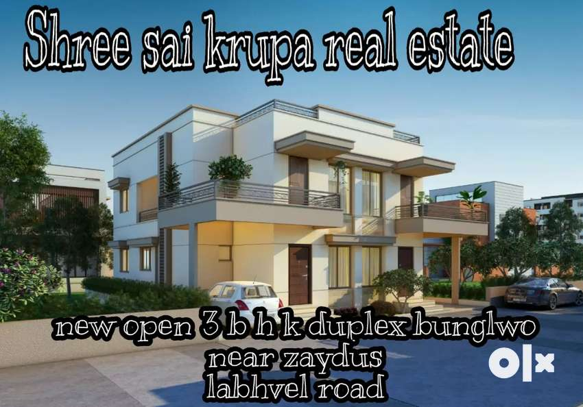 3 b h k bungalow for sale in anand lambhel road 0