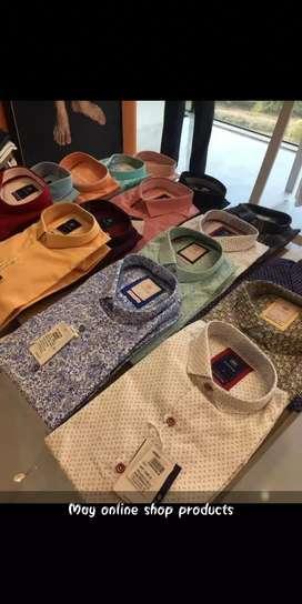 Garments fashion industry.