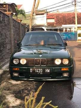 BMW E30 M40 tahun 1991 Manual, turun harga BU bisa tukertambah