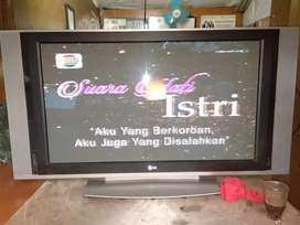 Tv LG PLASMA 43in normal mulus murah