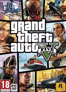 Grand theft auto Gta 5 pc