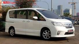 All New Nissan Serena HWS 2014 Full Original