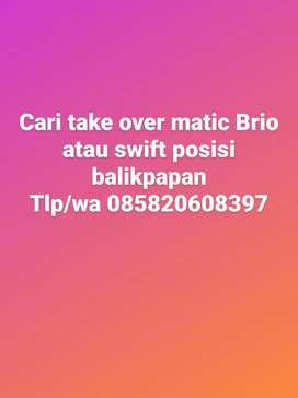 Cari take over mobil