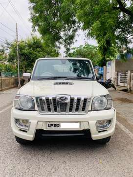 Mahindra Scorpio 2009-2014 VLX 2WD BSIV, 2014, Diesel