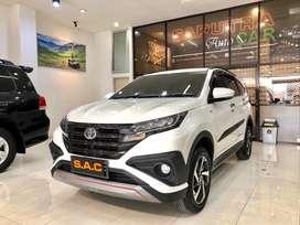Toyota Rush TRD 1.5 Automatic 2018, Km 13rb Rendy SAC
