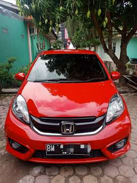 Honda Brio E facelift th 2016 manual