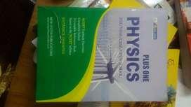 New Jothi Plus One Physics book