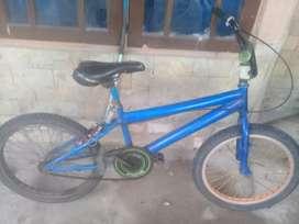 Sepeda siap pakai..minus pelang kropos