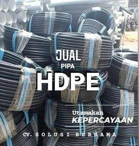 "jual Pipa HDPE ukuran 1/2"" Roll"