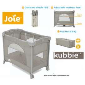 Box Joie Meet Kubbie Sleep Satelite Ranjang Bayi Tempat Tidur Bayi
