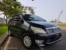 Innova v luxury diesel 2012 full ori