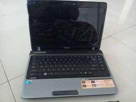 Di jual Laptop Toshiba L745 Core i3