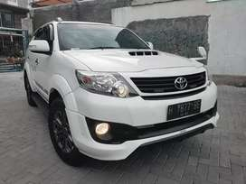 Fortuner TRD VNT diesel matic 2015 Top Condition