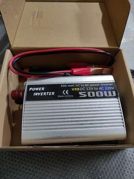 Power inverter Dc To AC 500W bergaransi