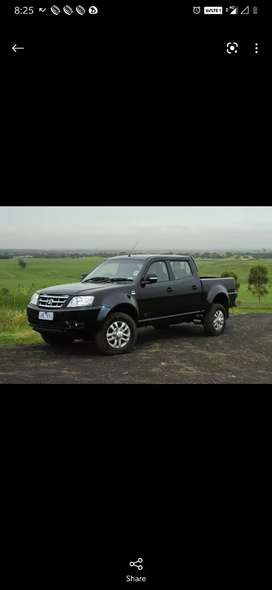 I want to buy a tata xenon for 3 lakhs, 4x4. Reach out to me