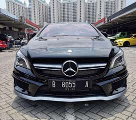 Mercy CLA45 AMG 2014/2015 KM 10rb ANTIK