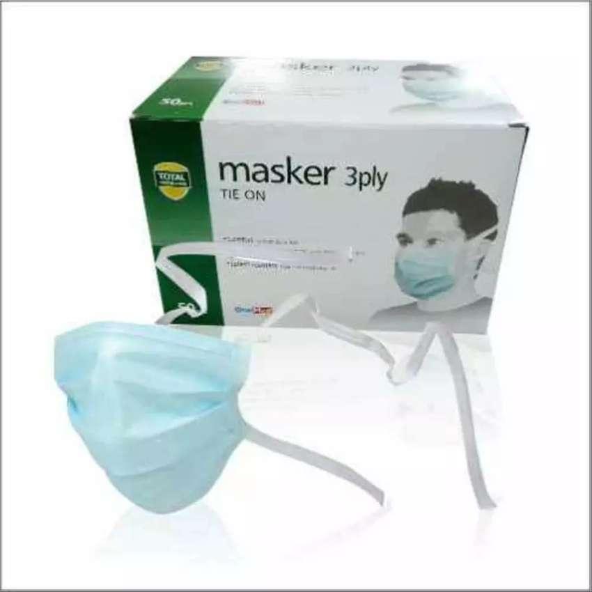 Ready Masker 3 Ply 0