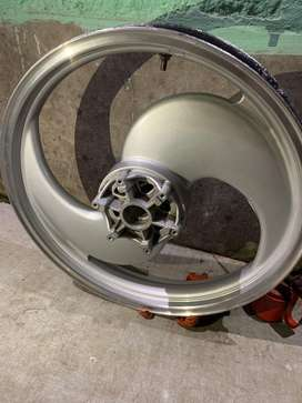 Bullet Allow Wheel new condition with tyre at only 7000