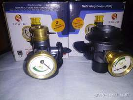 GAS SAFETY DEVICE (GSD) Massive discount,So hurry limited stocks.