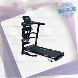 Dijamin Termurah Promo Treadmill Elektrik Fitur Lengkap Alat Fitness