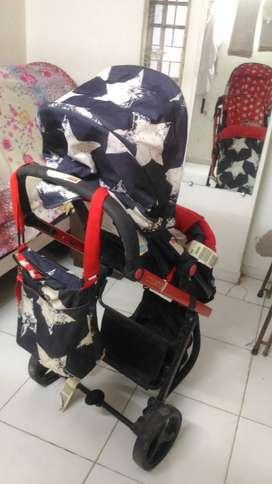 Stroller-giggle2 travel system hipstar