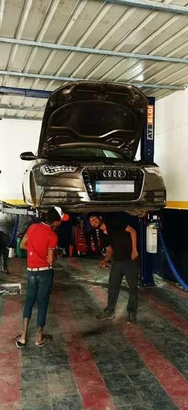 Multi-Brand Car Workshop