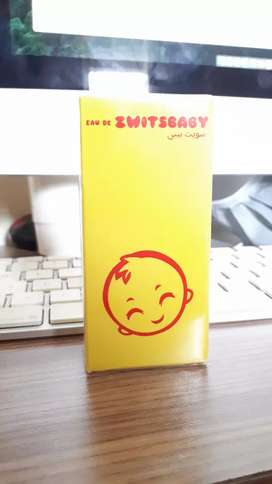 Parfum eau de ZWITSBABY ORIGINAL BNIB