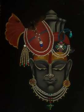 Shreenathji mukh darshan