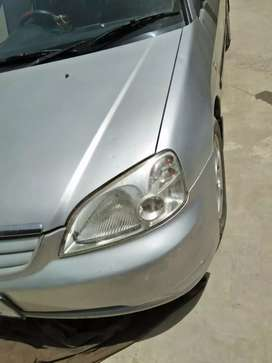 Honda civic Petrol CNG total genuine Alloy Rim.